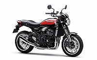 Kawasaki Z900RS Red pictures