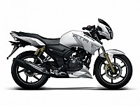 TVS Apache RTR 180 abs pictures