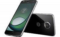 Motorola Moto Z Play Black Front, Back And Side pictures
