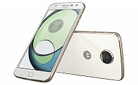 Motorola Moto Z Play White Front, Back And Side pictures