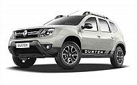 Renault Duster 1.5 Petrol RXL Pearl White pictures