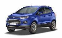 Ford Ecosport 1.5 Petrol Trend Plus AT Kinetic Blue` pictures