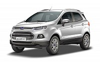 Ford Ecosport 1.5 Petrol Trend Plus AT Diamond White pictures