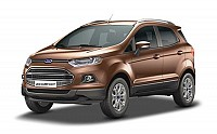 Ford Ecosport 1.5 Petrol Trend Plus AT Golden Bronze pictures