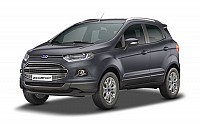 Ford Ecosport 1.5 Petrol Trend Plus AT Smoke Grey pictures