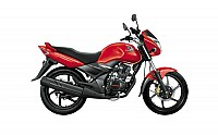 Honda CB Unicorn Standard Pearl Siena Red pictures