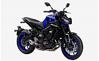 Yamaha MT-09 Street Photo pictures
