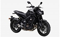 Yamaha MT-09 Street Tech Black pictures