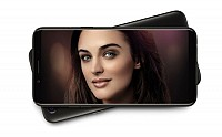 Oppo F5 Youth Black Front pictures