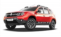 Renault Duster 85PS Diesel RxS Fiery Red pictures