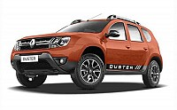Renault Duster 110PS Diesel RxZ AWD Cayenne Orange pictures