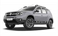 Renault Duster 110PS Diesel RxZ AWD Moonlight Silver pictures