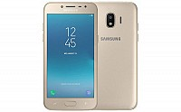 Samsung Galaxy J2 (2018) Gold Front And Back pictures