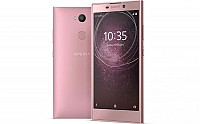 Sony Xperia L2 Pink Front,Back And Side pictures