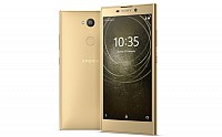 Sony Xperia L2 Gold Front,Back And Side pictures