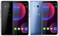 HTC U11 EYEs Front And Back pictures