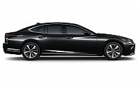 Lexus LS 500h Ultra Luxury Obsidian pictures
