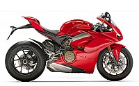 Ducati Panigale V4 Red pictures