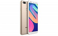 InFocus M7s Platinum Light Gold Front,Back And Side pictures