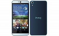 HTC Desire 826 Blue Lagoon Front And Back pictures