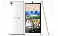 HTC Desire 826 White Birch Front,Back And Side pictures