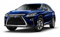 Lexus RX 450h F-Sport Nightfall Mica pictures
