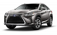 Lexus RX 450h F-Sport Atomic Silver pictures