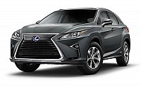 Lexus RX 450h F-Sport Nebula Gray Pearl pictures