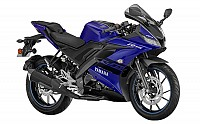 Yamaha YZF R15 Version 3 Blue pictures