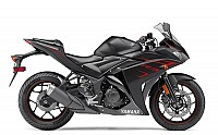 Yamaha YZF R3 Black pictures