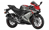 Yamaha YZF R15 Version 3 Thunder Grey pictures