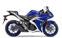 Yamaha YZF R3 Racing Blue pictures