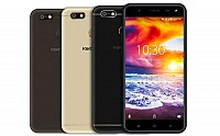 Karbonn Titanium Jumbo 2 Front And Back pictures