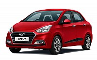 Hyundai Xcent 1.2 VTVT SX Option Wine Red pictures