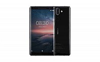 Nokia 8 Sirocco Front,Back And Side pictures