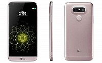 LG G5 Pink Front,Back And Side pictures