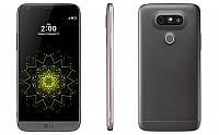 LG G5 Titan Front,Back And Side pictures