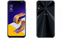 Asus ZenFone 5 (2018) Front And Back pictures