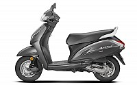 Honda Activa 5G DLX Matt Axis Grey pictures