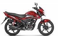 Honda Livo Imperial Red Metallic Pic pictures