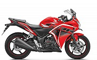 Honda CBR 250R ABS Sports Red pictures