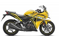 Honda CBR 250R ABS Pearl Sports Yellow pictures