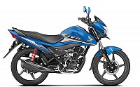 Honda Livo Athletic Blue Metallic Picture pictures