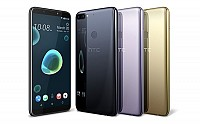 HTC Desire 12 Plus Front,Back And Side pictures