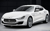 Maserati Ghibli GranSport Bianco pictures