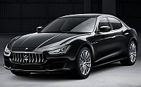 Maserati Ghibli GranSport Nero pictures