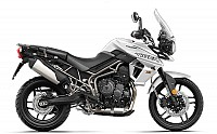 2018 Triumph Tiger 800 XRX Crystal White pictures