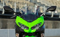 Kawasaki Ninja 400 Headlight pictures