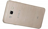 Samsung Galaxy J5 (2016) Gold Back And Side pictures