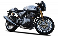 Norton Commando 961 Silver pictures
